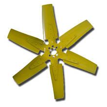 Вентилятор (крыльчатка) (пр-во Тара) 60-13010.11