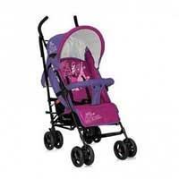 Детская коляска трость Bertoni (Lorelli) Sporty Violet Top Model без чехла