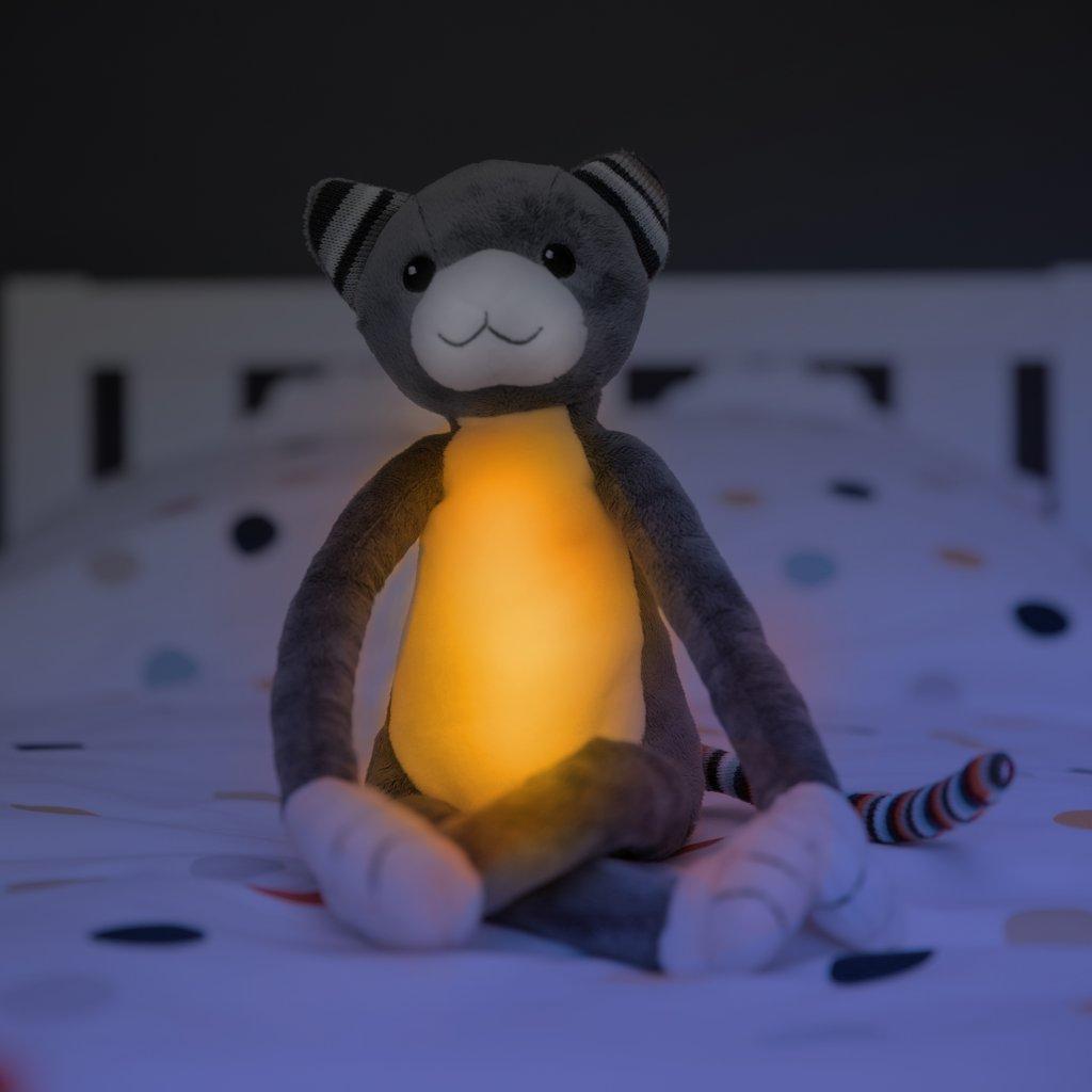 ZAZU - Музыкальная мягкая игрушка с ночником KATIE