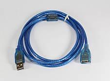 Удлинитель USB 2.0 a/f 1.5m, фото 3
