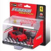 Игровой набор FERRARI 458 ITALIA (автомодель, аксессуары)