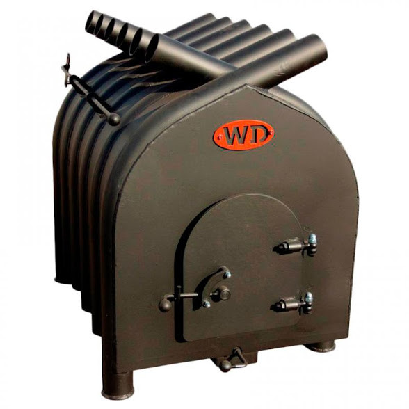 Дровяная печь булерьян WD Тепла Хата Тип 03
