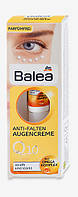Balea Q10 Anti-Falten Augencreme - Крем против морщин вокруг глаз 15 мл