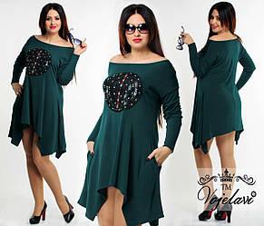 Женское платье батал  Other Slim (разные цвета), фото 2