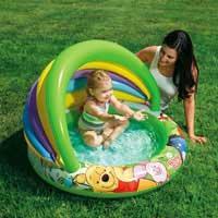 """Детский надувной бассейн Intex, 57424 """"Винни Пух"""""""