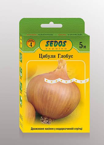 """Семена на ленте лук """"Глобус"""", фото 2"""