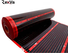 Саморегулирующаяся инфракрасная нагревательная плёнка Rexva XT-305 PTC (ширина 50 см)