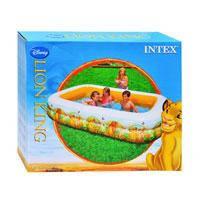 Детский надувной бассейн Intex, 57492 Дисней (262*175*56 см)