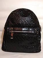Рюкзак женский Alex Max черный 0916 (реплика)