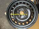 Диск колесный  Opel Astra G, Hyundai Solaris, Accent   R15  (Кременчугский колёсный завод, Украина), фото 3