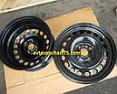 Диск колесный  Opel Astra G, Hyundai Solaris, Accent   R15  (Кременчугский колёсный завод, Украина), фото 2