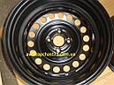 Диск колесный  Opel Astra G, Hyundai Solaris, Accent   R15  (Кременчугский колёсный завод, Украина), фото 5