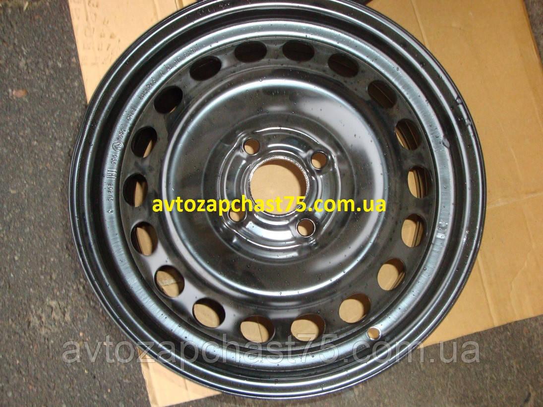 Диск колесный  Opel Astra G, Hyundai Solaris, Accent   R15  (Кременчугский колёсный завод, Украина)
