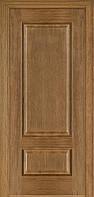 Двери  Терминус  №52 орех американский  (витраж, глухая)