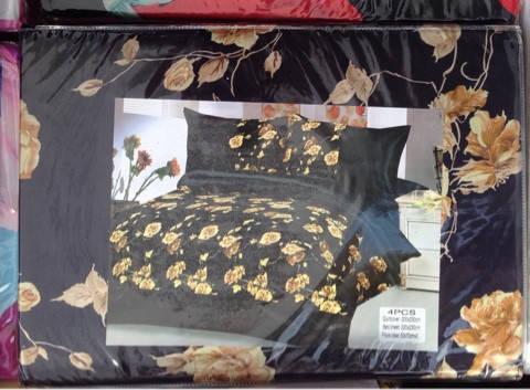 Комплект постельного белья атлас - красивое и комфортное. код 1233, фото 2
