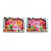 Детский игровой набор Продукты 6604CD, 2 вида