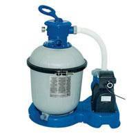 Фильтр-насос Intex, 28652 (56672) с песочным фильтром