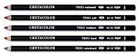 Набор карандашей для рисунка Неро очень твердый 5 3 шт. Cretacolor