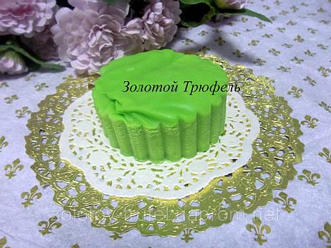"""Мастика для покрытия салатовая ТМ """"Bakels"""" 100 г."""