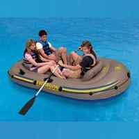 """Надувная лодка Intex """"Excursion 3"""" 68319 (насос, весла)"""