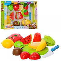 Детский игровой набор Продукты WD-Q11-10 на липучке, фрукты