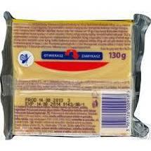 Плавлений тостерний сир Lactima Emmentaler 130гр. (8 скибочок), фото 2