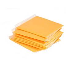 Плавлений тостерний сир Lactima Emmentaler 130гр. (8 скибочок), фото 3