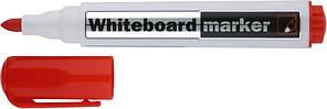 Маркер для досок Whiteboard Delta by Axent 2 мм круглый красный D2800-06