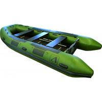 Надувная моторная килевая лодка ANT Sprinter 420 (Семиместная)