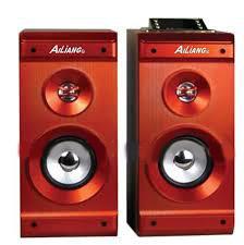 Стационарная акустическая система USBFM-E017/2.0 код 1280