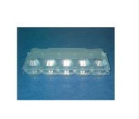 Пластиковая упаковка для яиц 10шт  код ПС-3610