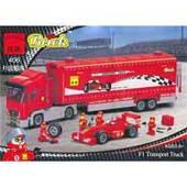 """Конструктор Brick 406 """"Грузовик F1"""" (474048)"""