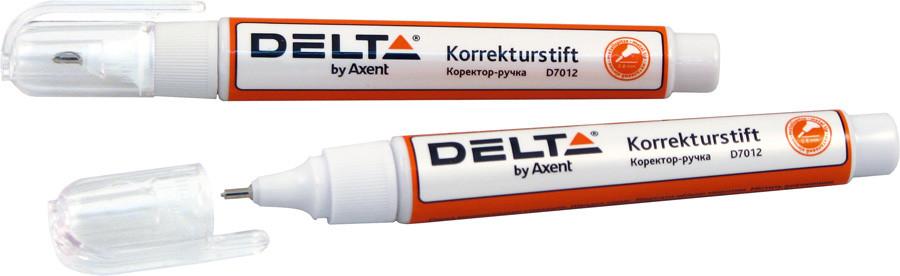 Корректор-ручка Axent 8мл D7012
