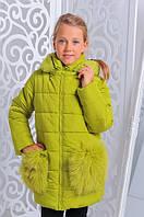 Куртки для девочек ЗИМА