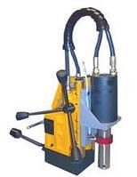 Гидравлический магнитный сверлильный станок