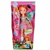 Кукла Winx Блум большая с набором косметики