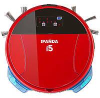 Робот-пылесос Panda i5 (влажная + сухая уборка + видеокамера + Wi-Fi)