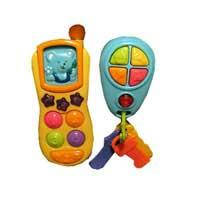 Игрушка RedBox 25437 Мобильный телефон с брелоком