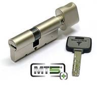 Цилиндр дверной Mul-T-Lock MT5+ ключ-вороток., 76 мм