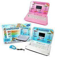 Компьютер детский обучающий с цветным экраном Joy Toy 7313/7314