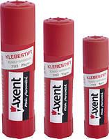 Клей карандаш PVP Axent 15 г 7112-А