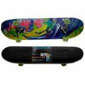 Скейт Profi action 3108 с защитой (до 70 кг)