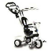 Детский трехколесный велосипед 3 в 1 Smart Trike Zoo