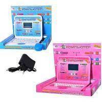 Ноутбук детский обучающий с цветным экраном Joy Toy 7293/7294