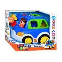 Детская игрушка Keenway, 31527 Музыкальная машинка-сортер