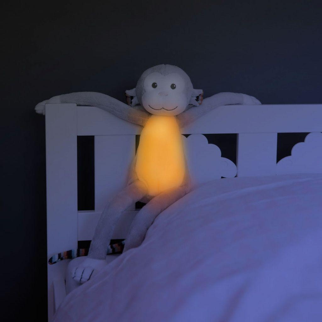 ZAZU - Музыкальная мягкая игрушка с ночником MAX