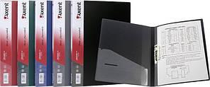 Папка з притиском Axent А4 чорна 1301-01-А