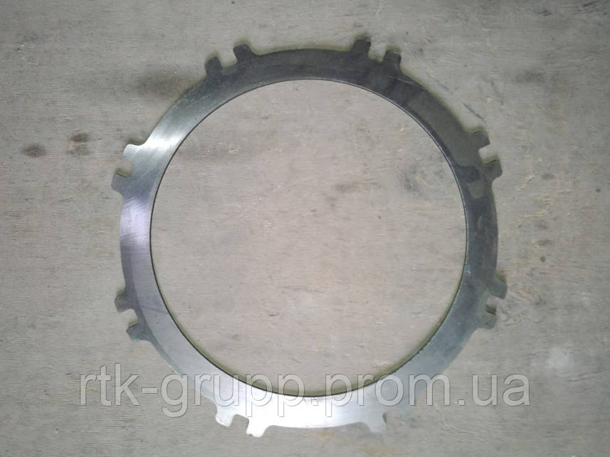 Диск кпп 1-я приводная  пластина реверса (металл) ZL40.6-48