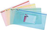 Папка конверт (Axent, DL, zip-lock, ассорти, 1409-00-А)