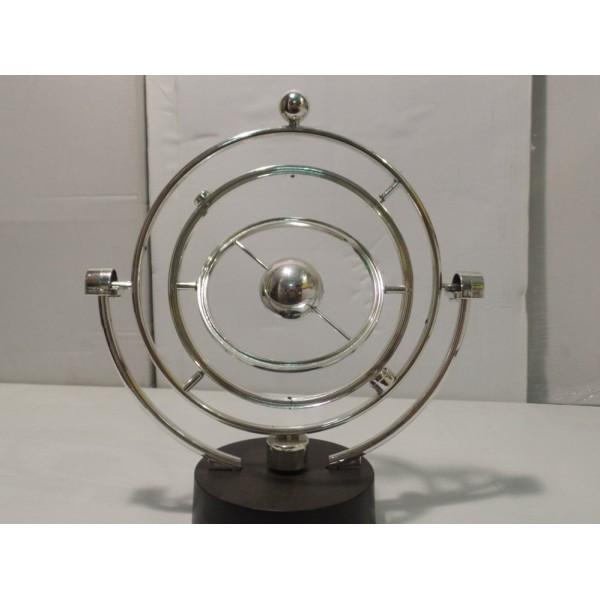 Маятник - вечный двигатель, настольный маятник, настольный антистресс, вечный двигатель сувенир - интернет-магазин «West Mall» в Днепре
